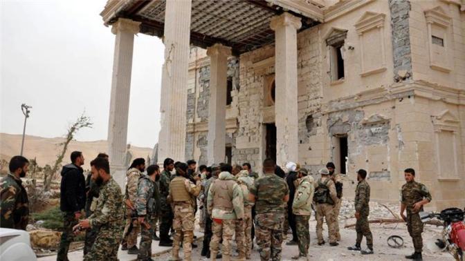 Palmira: Património da (Des)humanidade