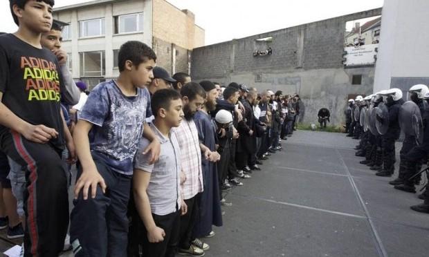 Bélgica: pobreza, guetização e extremismo