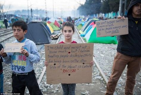 refugeeRacism