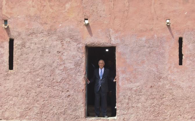 A Escravatura, o segredo de família do Presidente